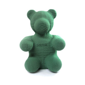 sculpted bear