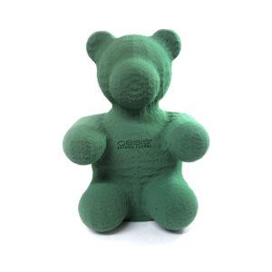sculpted bear