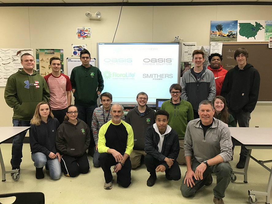 Educational Applications Of Smithers Oasis Engineered Products – Collaboration With Kent Roosevelt High School