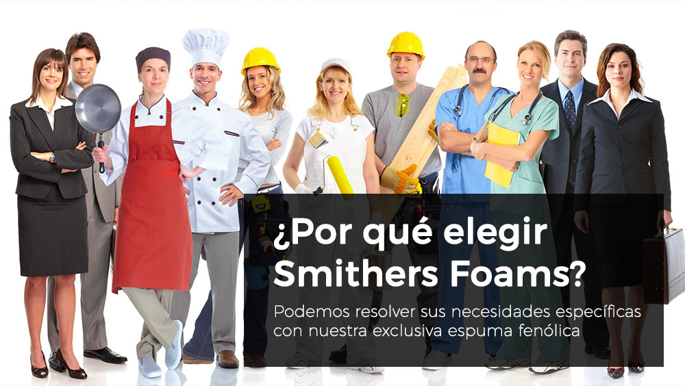 ¿Por Qué Elegir Smithers Oasis Engineered Products?